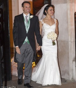 SHOKING: Chelsea Medic weds, leaves Jose Mourinho out of guests' list