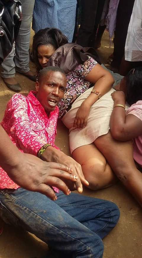 Conman and Con-woman caught in Kiambu Nairobi 2