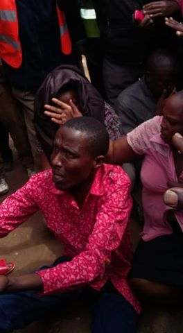 Conman and Con-woman caught in Kiambu Nairobi