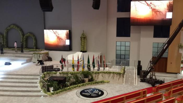 Faith Evangelistic Ministry church in Karen, Nairobi