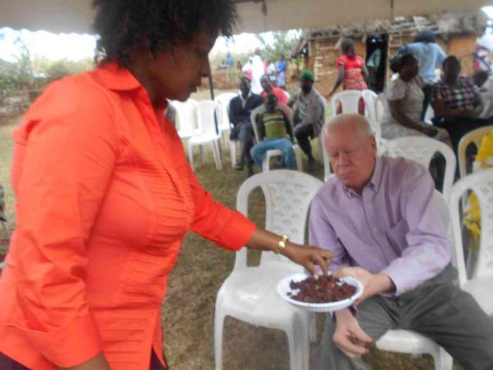 Former US Ambassador to Kenya Michael Ranneberger 2