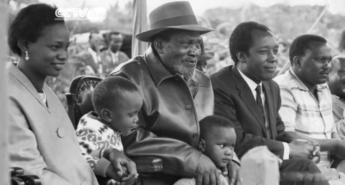 Jomo-Kenyatta-Family