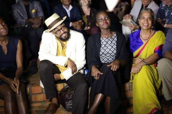 Lupita Nyong'o dating Mobolaji Dawodu