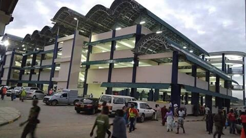 New Look Kongowea Market