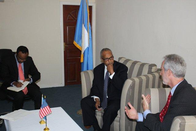New US Ambassador from US, United states to Somalia