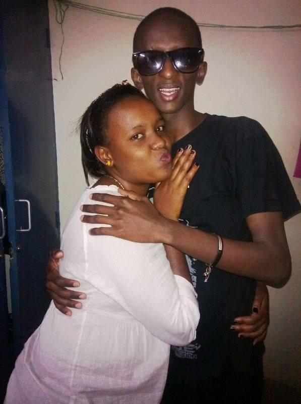 Nugush Timothy Kimani and Celestine Ndinda