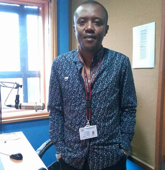 Classic 105 presenter Maina Kageni is back from hospital