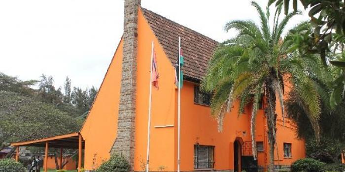 ODM HQ Orange House