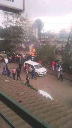 vehicle-set-ablaze-during-odm-rally-in-mathare-2