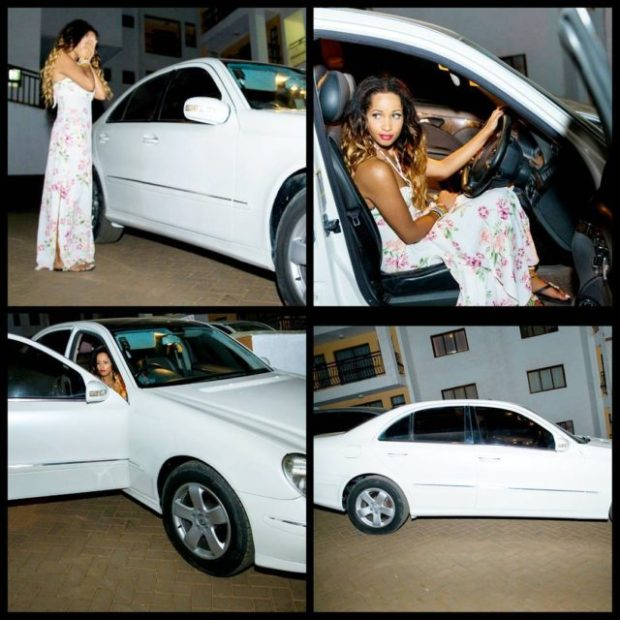eric-omondi-buys-his-girlfriend-miss-chanty-a-new-mercedes-benz