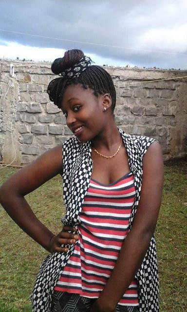 Tabitha Wamiru Wachuka JKUAT Student