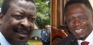 Musalia Mudavad and Ababu Namwamba picture