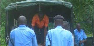 Alshabab terror suspect Mohamed Bakari
