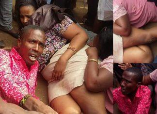 Conman and Con-woman caught in Kiambu
