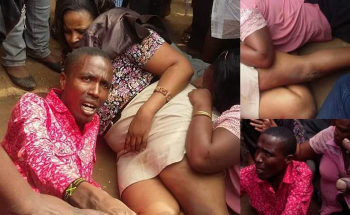 Conman and Con-woman caught in Kiambu