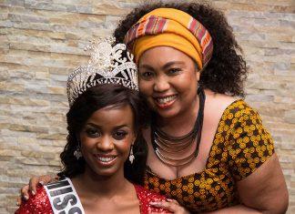 Evelyn Njambi miss world Kenya 2016