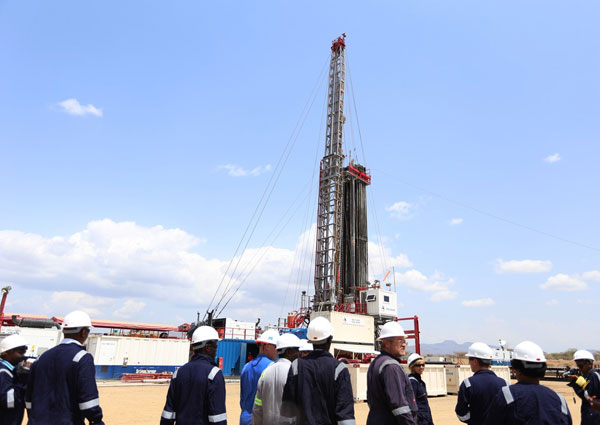 Exporting Oil in Kenya tullow-oil-kenya
