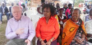 Former US Ambassador to Kenya Michael Ranneberger paid as dowry for his Maasai wife