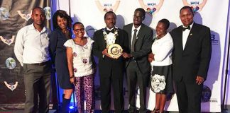 African Dignitary Man Of The Year 2016 Kalonzo New York USA