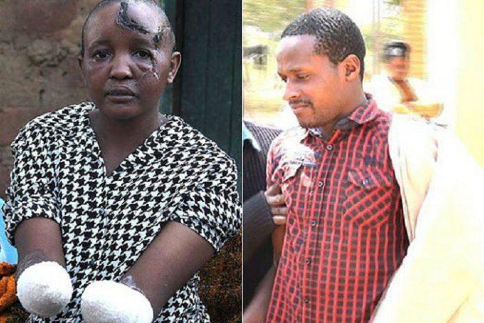 Jackline Mwende and Stephen Nthenge Ngila
