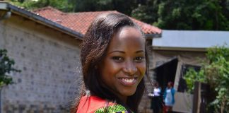 Kanze Dena anchor Citizen TV