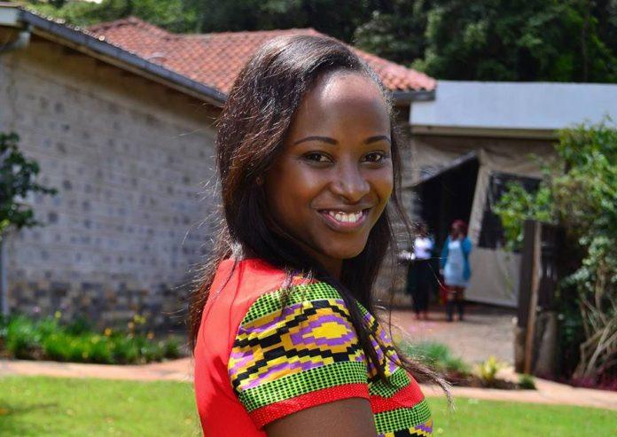 Kanze Dena anchor Citizen TV