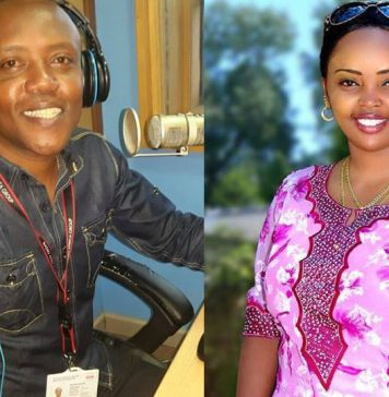 Maina Kageni To Marry Sexy Pastor Lucy Natasha