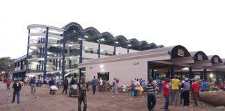 New Look Kongowea Market