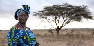 Prof Wangari Maathai