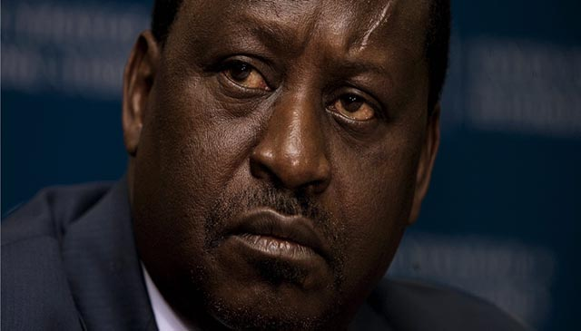 Raila Amolo Odinga on IEBC Election Rules