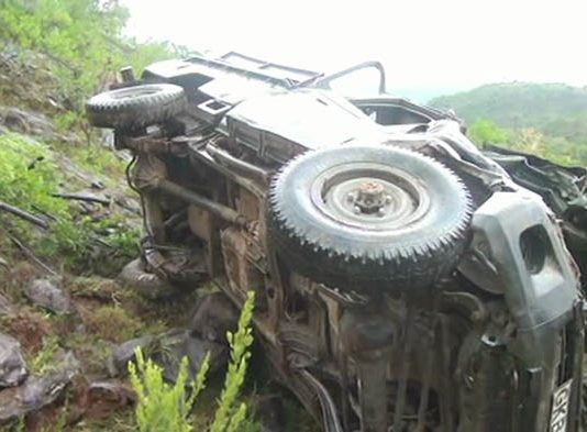 Three GSU Officers Die in a Road Accident