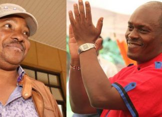 William Kabogo and Ferdinand Waititu