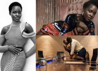 Nigerian Man Dating Lupita Ny'ongo