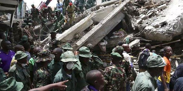Earthquake hits Tanzania