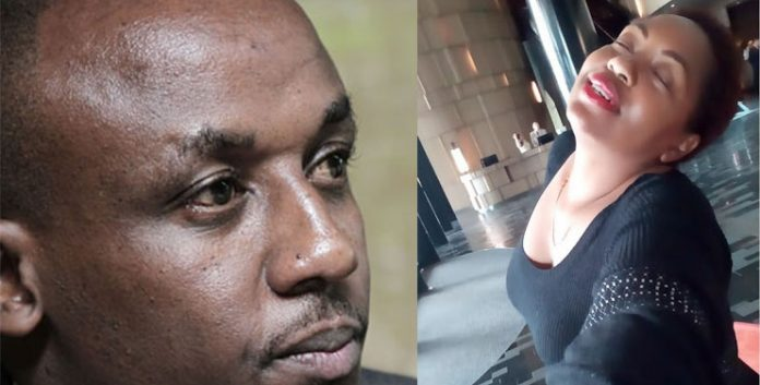 Makueni Senator Mutula Kilonzo Junior and Victoria Ndunge Musyoka