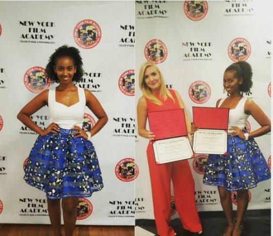 Sarah Hassan Graduates from the New York Film Academy