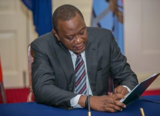 H.E Uhuru Kenyatta has today appointed the nine nominees to the IEBC Selection Panel