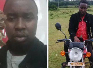 Calvin Mbane Alfayo Arrested
