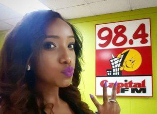 Capital FM's Anita Nderu