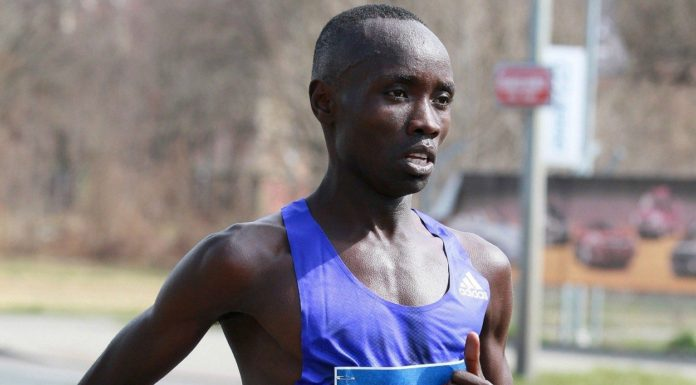 Daniel Wanjiru wins Amsterdam Marathon