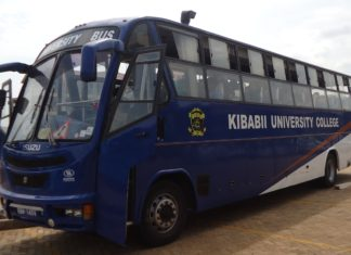 Kibabii University Strike