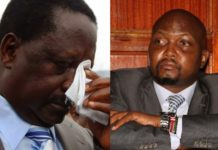 Moses Kuria and Raila Odinga Hate speech