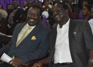 Musalia Mudavadi OFFICIALLY agrees to join Raila Odinga