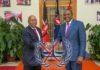 President Jacob Zuma President Kenyatta on leaving International Criminal Court ICC
