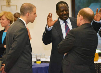 Raila Exposed Badly in a Multi-Billion Scandal land he sold to American DOMINION FARMS