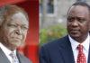 US cables have revealed President Uhuru Kenyatta's private view on former President Mwai Kibaki