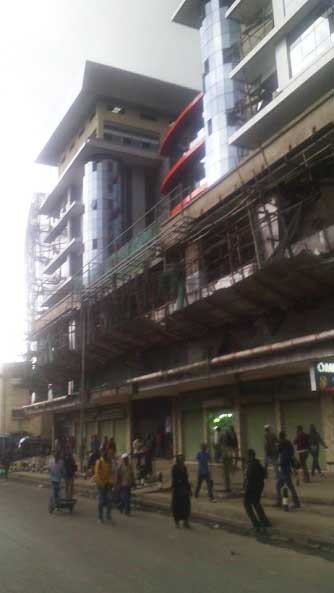 Anne Waiguru multi-million business plaza in downtown Nairobi 5