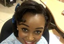Betty Kyallo New Hair Studio Salon Spa