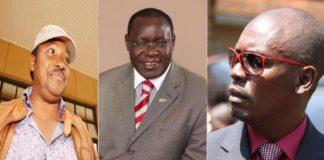 Ferdinand Waititu, Dr James Nyoro and Governor Kabogo