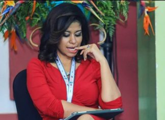 Julie Gichuru Is Back On TV